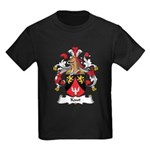 Kaut Family Crest Kids Dark T-Shirt