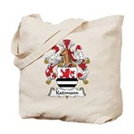 Katzmann Family Crest Tote Bag