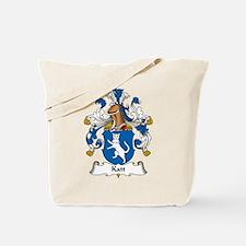 Katt Family Crest Tote Bag