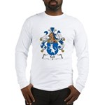 Katt Family Crest Long Sleeve T-Shirt
