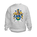 Kaser Family Crest Kids Sweatshirt
