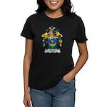 Kaser Family Crest Women's Dark T-Shirt