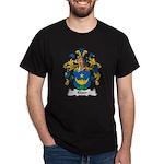 Kaser Family Crest Dark T-Shirt