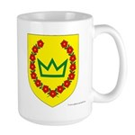 Queen of the West Large Mug