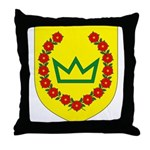 Queen of the West Throne Pillow