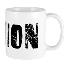 Damion Faded (Black) Small Mug