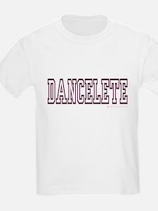 Dancelete Pink T-Shirt