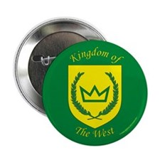 """Kingdom of the West 2.25"""" Button"""