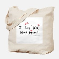 I am a writer Tote Bag