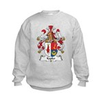 Kapler Family Crest Kids Sweatshirt