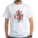Kapler Family Crest White T-Shirt