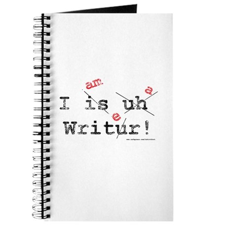 I am a writer Journal