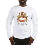 Kalle Family Crest Long Sleeve T-Shirt