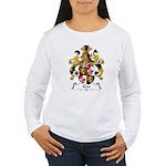 Kain Family Crest Women's Long Sleeve T-Shirt