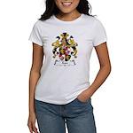 Kain Family Crest Women's T-Shirt