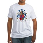 Kahles Family Crest Fitted T-Shirt