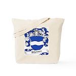 Rheiner Family Crest Tote Bag