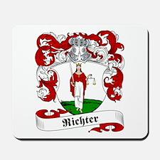 Richter Family Crest Mousepad