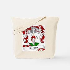 Richter Family Crest Tote Bag