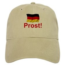 German Prost (Cheers!) Baseball Cap