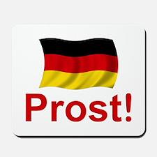 German Prost (Cheers!) Mousepad