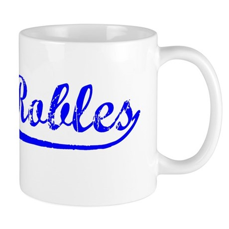 Vintage Paso Robles (Blue) Mug