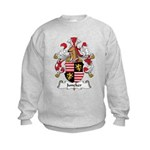 Juncker Family Crest Kids Sweatshirt