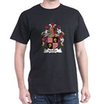Juncker Family Crest Dark T-Shirt