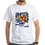 Rieder Family Crest White T-Shirt
