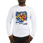 Rieder Family Crest Long Sleeve T-Shirt