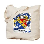 Rieder Family Crest Tote Bag