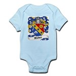 Rieder Family Crest Infant Creeper