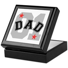 Dad 01 Keepsake Box