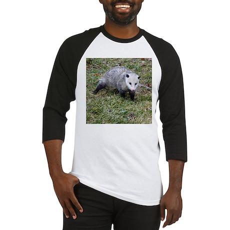 Opossum Baseball Jersey