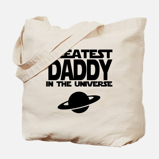 Greatest Daddy Tote Bag