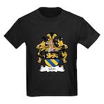 Jobst Family Crest Kids Dark T-Shirt