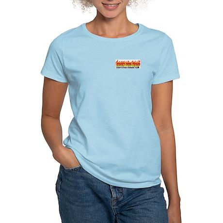 Iron Pig BBQ Women's Light T-Shirt