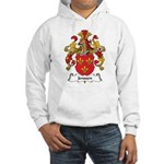 Jenssen Family Crest Hooded Sweatshirt