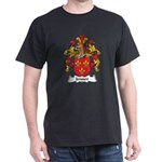 Jenssen Family Crest Dark T-Shirt