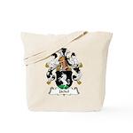 Jackel Family Crest Tote Bag