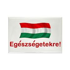 Hungarian Kedves... Rectangle Magnet