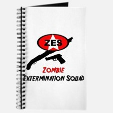 Zombie Elimination Squad Journal
