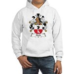 Hund Family Crest Hooded Sweatshirt