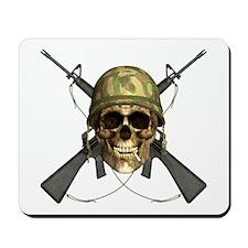 Vietnam Skull Mousepad