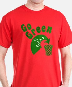 Earth Day - Go Green, It's Se T-Shirt
