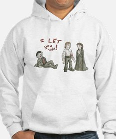 I let you win Hoodie