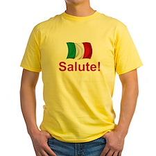 Italian Salute! T