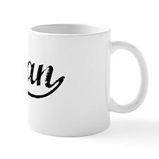 Vintage Rowan (Black) Mug