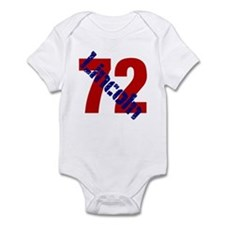 Lincoln.72.Kids Infant Bodysuit