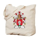 Hugo Family Crest Tote Bag